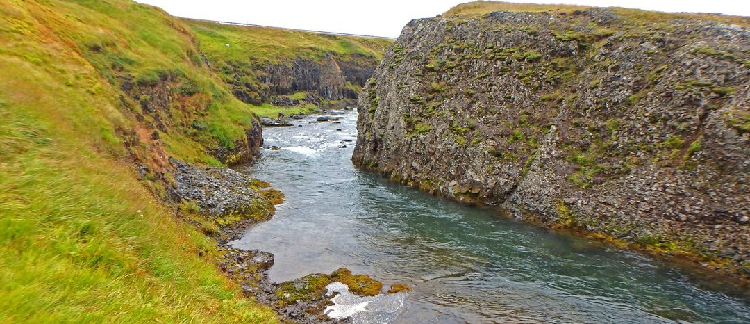 ICELAND RIVERS RANKING BY CATCH 2018