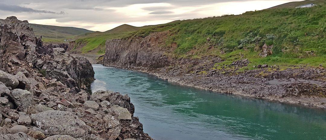 Jokla River, Iceland