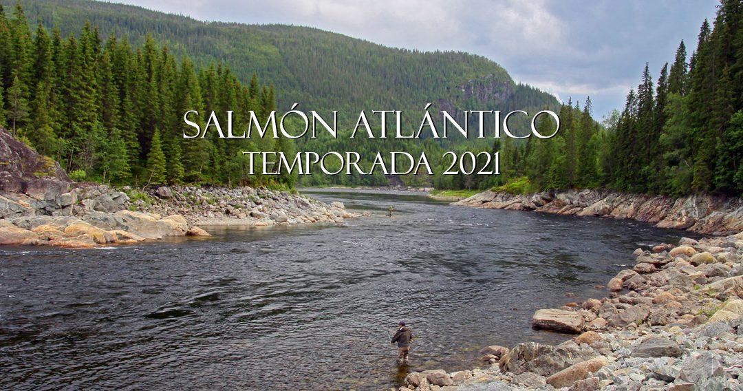 Atlantic Salmon Fishin