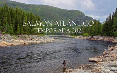 Destinos de Pesca de Salmón Atlántico Temporada 2021