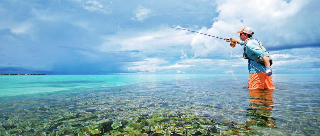 Cosmoledo Atoll, SeychellesSalt Water Fly Fishing